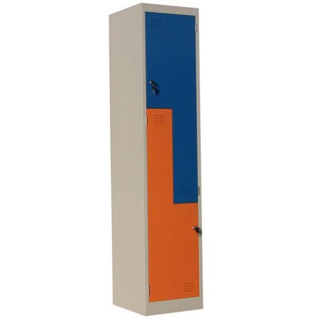 Lockers Z de 1 Cuerpo  - 2 puertas